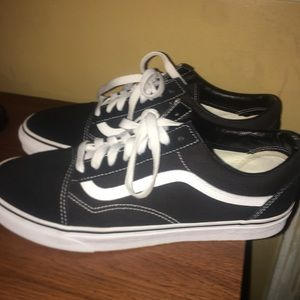 Vans Shoes - Vans old school men's size 10.5